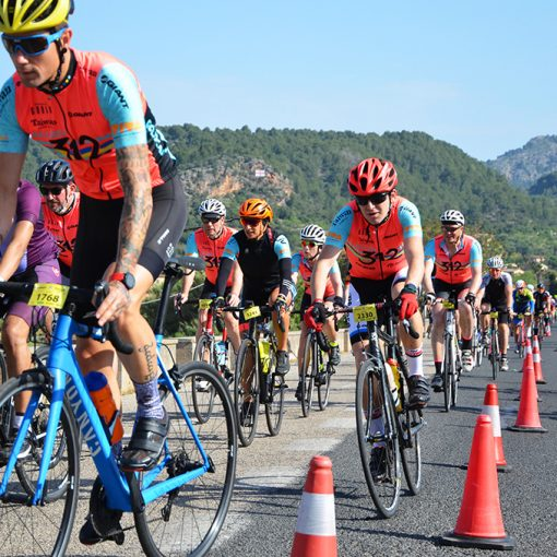 cyclosportive Mallorca 312