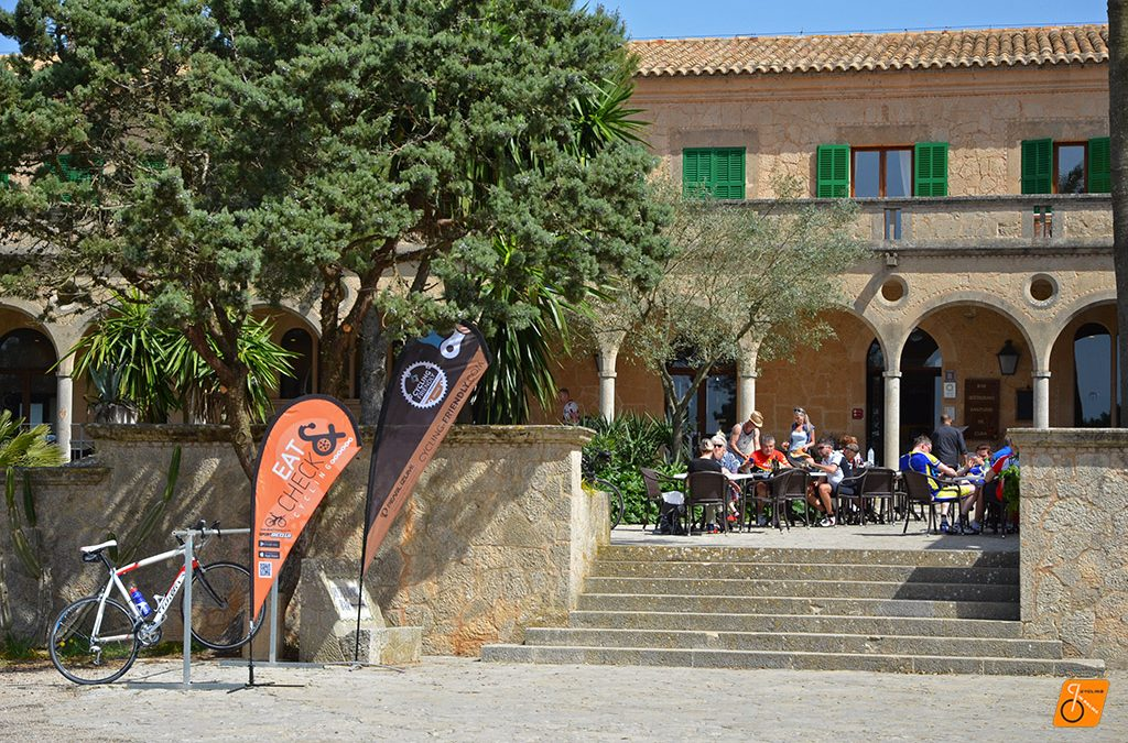 Cura sanctuary bike tour mallorca