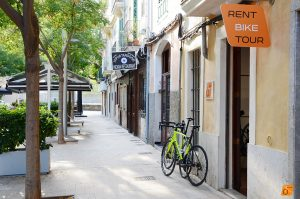 Bike rental Cycling in Palma
