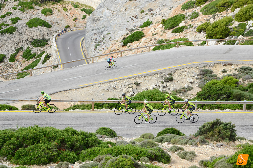 formentor bike tour with cycling in palma