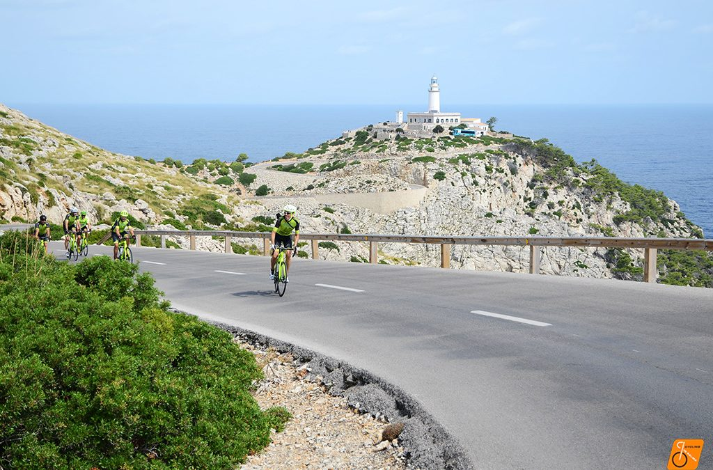 bike tour formentor lighthouse mallorca