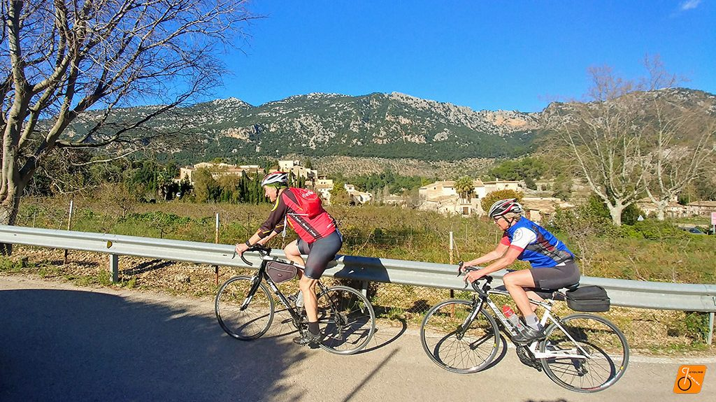 orient express bike tour mallorca