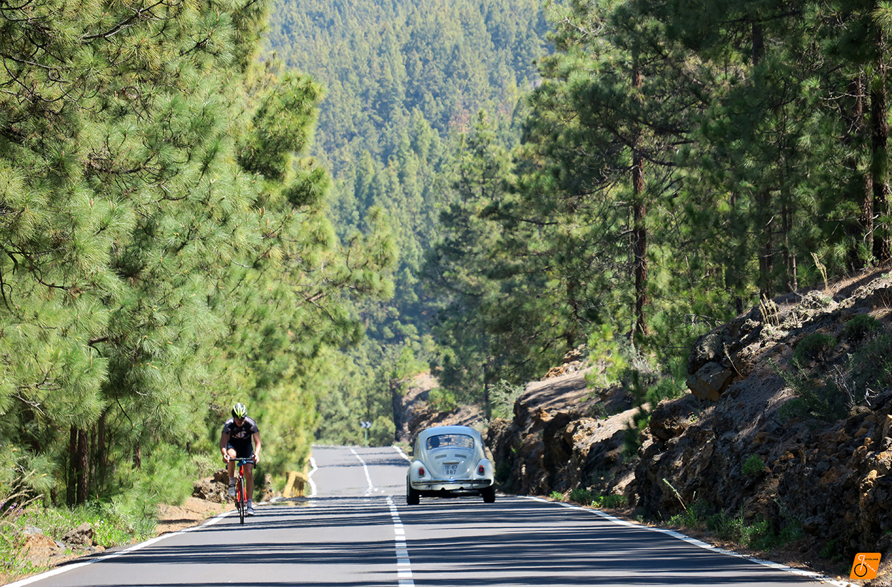 Teide Climb by Bike Tenerife