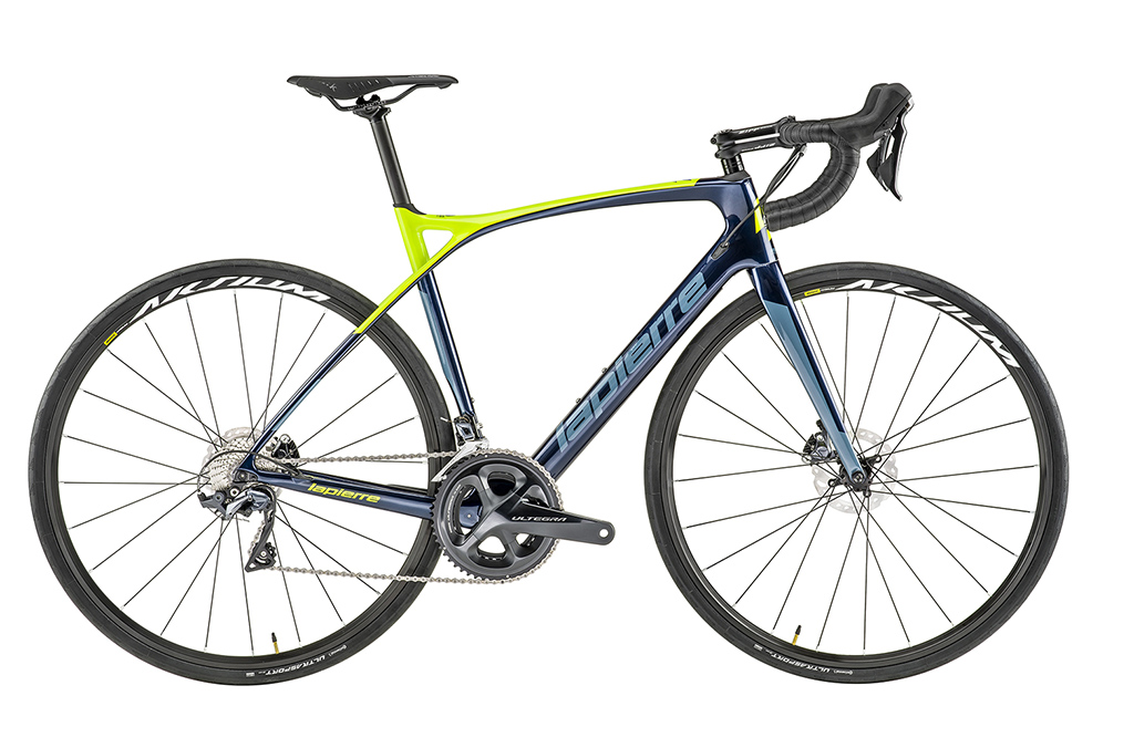 Rent lapierre xelius road bike