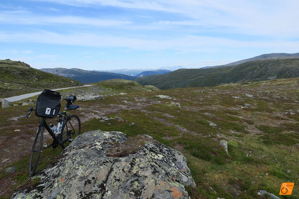 road cycling in norway