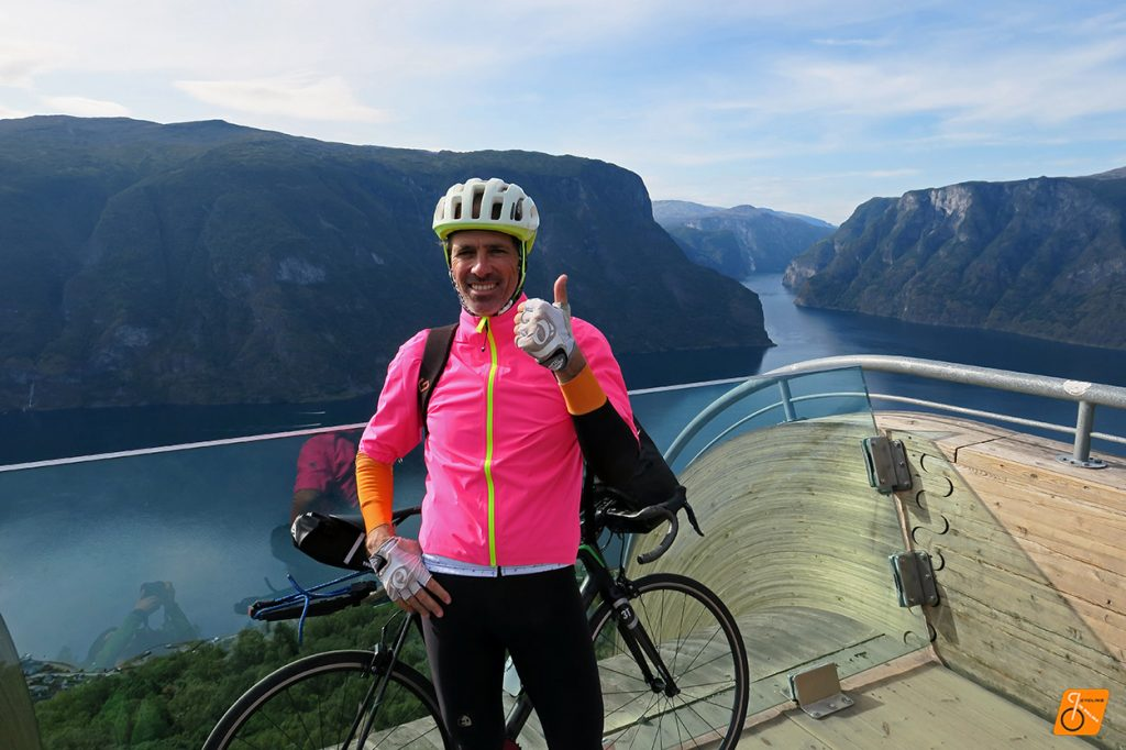 Cycling in palma in norway