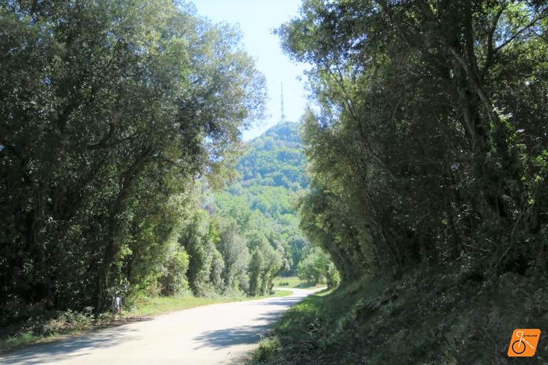 cycling in rocacorba