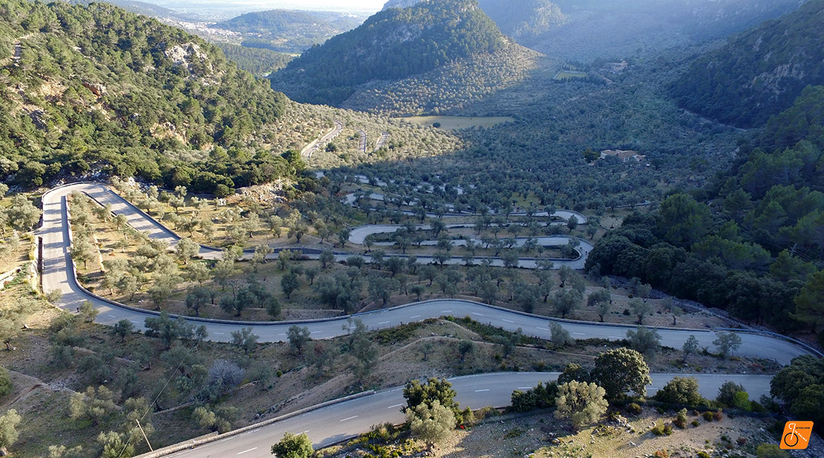 Cycling routes Mallorca